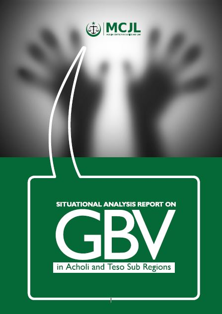 Book Cover: SITUATIONAL ANALYSIS REPORT ON GBV