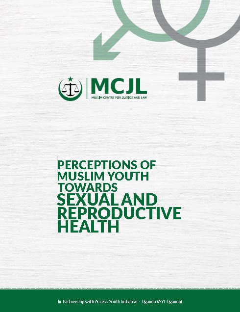 Book Cover: PERCEPTIONS OF MUSLIM YOUTH TOWARDS SEXUAL AND REPRODUCTIVE HEALTH (1)